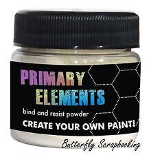 Bind & Resist Primary Elements for Artist Pigments Splash Of Color Luminarte New
