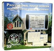 W-8681 Mk II  PROFESSIONAL WIRELESS WEATHER STATION with PC Software  W8681