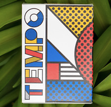 Limited Edition Tempo Playing Cards by Gemini - LIMITED EDITION