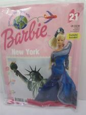 NEW YORK  Discover The World With Barbie BOOK + COSTUME Never Released US New