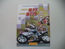advertising Pubblicità 1991 PIRELLI e HONDA NSR 125 SP