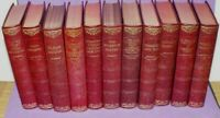 CHARLES DICKENS 11 BOOKS 1930s Hazell, Watson & Viney Illustrated Hardbacks VGC