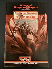 Eye of the Beholder Clue Book SSI Forgotten Realms AD&D 1991 Good