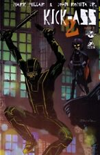 Kick-Ass 2 (2010-2012) #1 of 7 (Tommy Lee Edwards Variant)
