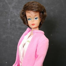 Vintage Barbie Brunette Bubblecut Doll Grease Rizzo Outfit Mattel VGC Frenchy
