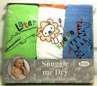 "Внешний вид - Wild Animal Hooded Bath Towel Set 3 Pack Frenchie Mini Couture Animals 30""x28"""