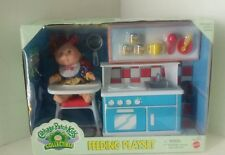 CABBAGE PATCH KIDS  PLAYSET feeding time collectable new old stock