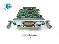 Cisco WIC-2T • 2-Port Serial WAN Interface Card ■FASTSHIP■