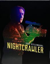 NIGHTCRAWLER ( Blu-ray ) Korea Limited FULLSLIP STEELBOOK / Region A
