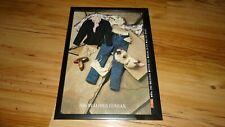 LEVIS 501'S jeans-1987 framed original advert
