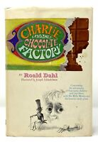 Roald Dahl - Charlie & the Chocolate Factory - 1st 1st $3.95 DJ - Basis Films