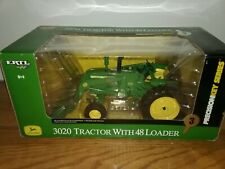 Precision Key Series 3 John Deere 3020 Tractor With 48 Loader  1/16  #15306