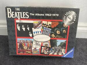 Ravensburger The Beatles The Albums 1962-1970 1000 pcs Pieces Jigsaw Puzzle