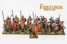 FIREFORGE RUSSIAN INFANTRY ACTION FIGURINES # FFG010