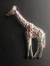 Vintage Giraffe Brooch Pin