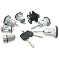7 Lock Set + 2 Keys Doors Bonnet Ignition Fits Ford Transit Mk6 2.0 TDCI