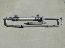 Morse Hydraulic Outboard Motor Steering Cylinder and Attachments