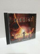 Chronicles Of Riddick Original Soundtrack    CD  DB 2703 Graeme Revell