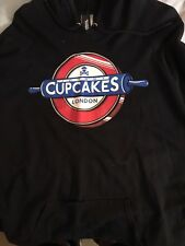 "JOHNNY CUPCAKES- RARE- Out of Print- ""London Underground""- Size  XL"