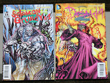 DC Earth 2 #15.1 & 15.2 Lenticular Cover SET