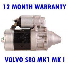 VOLVO S80 MK1 MK I 2.4 2.5 1999 2000 2001 2002 2003 - 2006 RMFD STARTER MOTOR