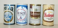 New ListingLot of 4 Beer Cans Empty Polar, Busch Bavarian, Gettleman, Hudepohl Pure Grain