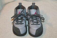 Nike BABY JORDAN 12 RETRO 819666-029 Gray SIZE 10C