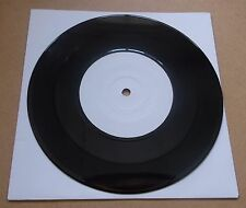 """WOLFMAN ft PETER DOHERTY For Lovers white label vinyl 7"""" test pressing UNPLAYED"""