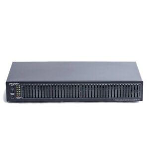EQ-799 Dual 20-band Hifi Stereo Home / Professional Audio Equalizer ForAmplifie