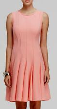 Elie Tahari Patti Dress Pink Glow 6 NWT $398