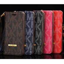 Leather Case for iPhone XR XS MAX X XS 6 6s 7 8 Plus 5S SE PU Wallet Phone Cover