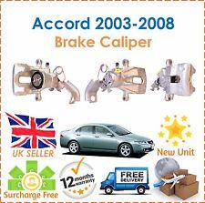 For Honda Accord 2.0 2.2 CTDi 2.4 2003-2008 Rear Driver Side Brake Caliper New