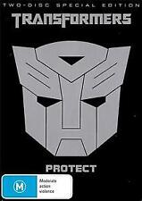 Transformers - R4 (DVD) 2 Disc Special Edition