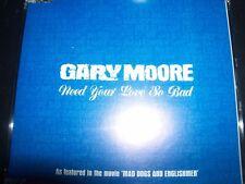 Gary Moore Need Your Love So Bad Promo CD Single