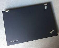 Lot of 8 Lenovo ThinkPad T430 2347AT2 4GB 320GB i-5 3320 cpu2.60GHz 1600x900res