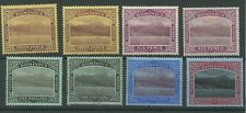 Dominica 1908-20 SG 47-54 Mounted Mint (one used spacefiller) 3 photo's