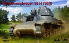 Panzer 38 H 735 (f) 1/72 RPM