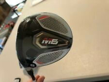 NEW TaylorMade M6 LEFT HANDED Rescue Hybrid w/ headcover