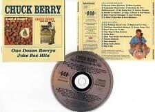 "CHUCK BERRY ""One Dozen Berrys / Juke Box Hits"" (CD) 1999"