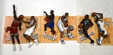 Mcfarlane Sportspicks NBA Lot Loose 6 figures Boozer Redd Marbury Hill Anthony