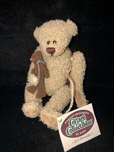 Ganz Cottage Collectibles Li'l Shreddie Plush Bear