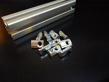 TNUTZ - M4 x 0.7 Drop-In T-Nut w/spring-ball for 20 Series P/N DB-020-M4 -10 pcs
