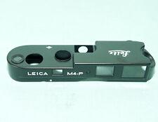 Leica M4-P Oberkappe, Deckplatte / TOP PLATE never used