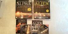 Sid Meier's Alpha Centauri & Alien Crossfire Big Box PC