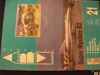 **av ABM magazine n°21 Panther II / panzer E10 / Obusier soviétique / DH 89 M