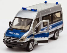 Mercedes-Benz Diecast Police Vehicles