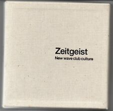 ZEITGEIST New Wave Club Culture 3CD Boxset Sunday Club Bedrock Full Intention