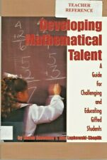 Developing Mathematical Talent 2003 Paperback