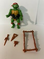 TMNT Vintage 1988 Raphael with Some Accessories