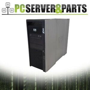 HP Z800 8-Core 2.93GHz X5570 No RAM No HDD No OS 128MB GPU